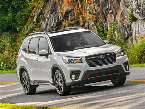 2019 Subaru Forester Road Test And Review