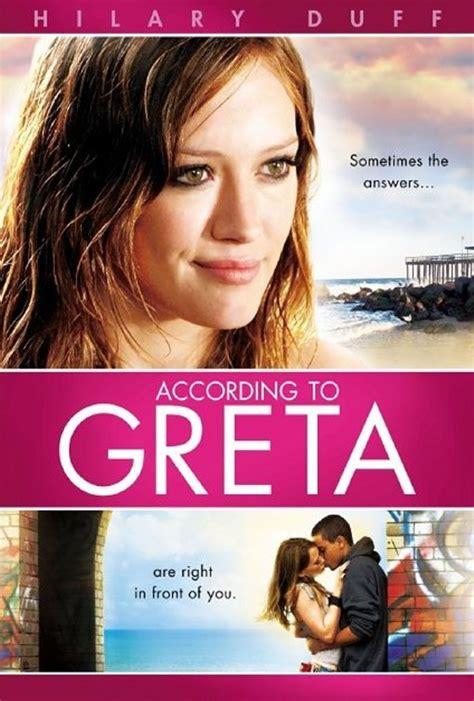 According to Greta: Cranky Critic® Movie Poster Downloads