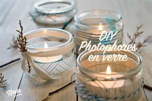 Pot En Verre Deco : on va customiser des pots de yaourts en verre pour faire ~ Melissatoandfro.com Idées de Décoration