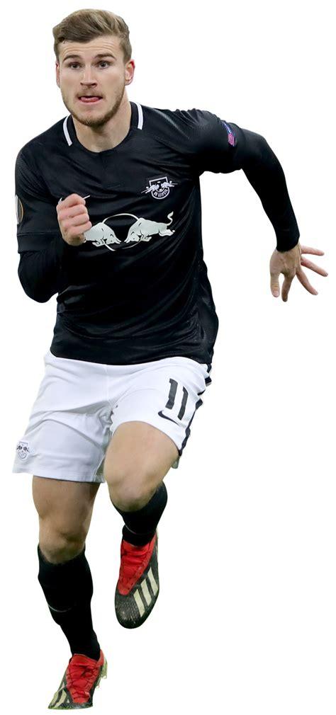Timo Werner football render - 50504 - FootyRenders