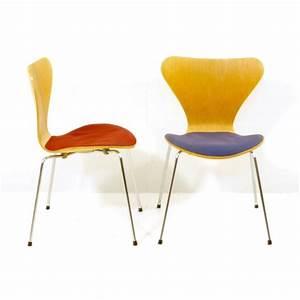 Arne Jacobsen Stühle : arne jacobsen st hle mit polster typ 3107 m bel z rich vintagem bel ~ Eleganceandgraceweddings.com Haus und Dekorationen
