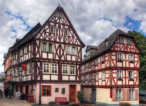 Haus Der Sieben Laster In Limburg An Der Lahn (linkes Haus