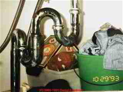 kitchen sink gurgles when sump runs drain noises diagnosing gurgling glubbing blub blub