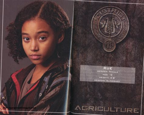 hunger rue hunger games rue quotes quotesgram