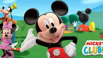 Mickey Mouse Club Website