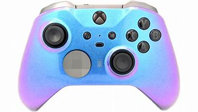 Xbox Controller Elite Chameleon Side Options Controllers