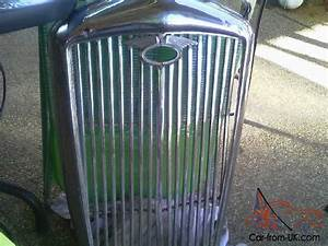 Rare Bentley Grille From 1920s
