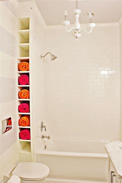 bathroom towel ideas best 25 bathroom towel storage ideas on towel