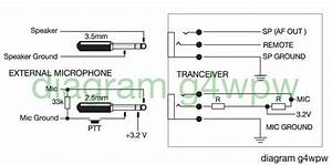 Icom Hm 46 Wiring Diagram