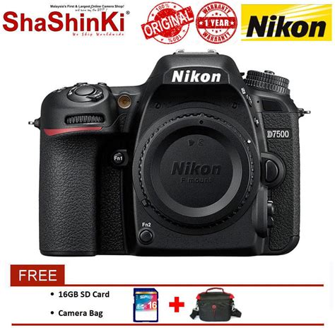 Frequent special offers and discounts up to 70% off for all products! Nikon D7500 Price in Malaysia & Specs | TechNave
