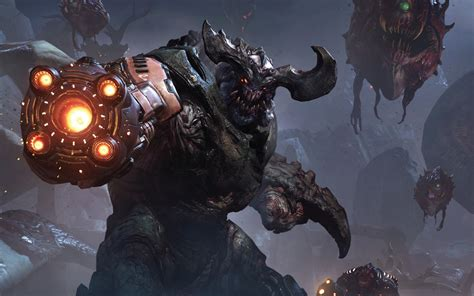 Doom (game), Video Games Wallpapers Hd  Desktop And