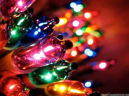 Lights Christmas Crazy Wallpapers Colorful Frankenstein Background