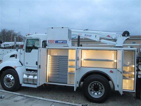 kenworth mechanics truck 2017 kenworth service trucks utility trucks mechanic