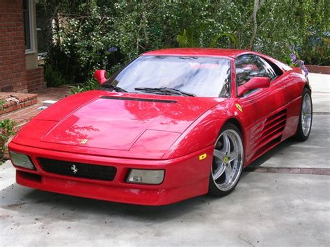 Carrerac4 1990 Ferrari 348 Specs, Photos, Modification