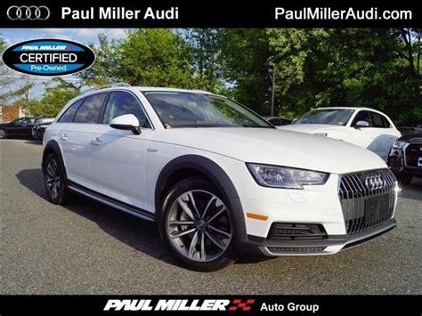 Paul Miller Audi by Used Cars In Parsippany Paul Miller Audi
