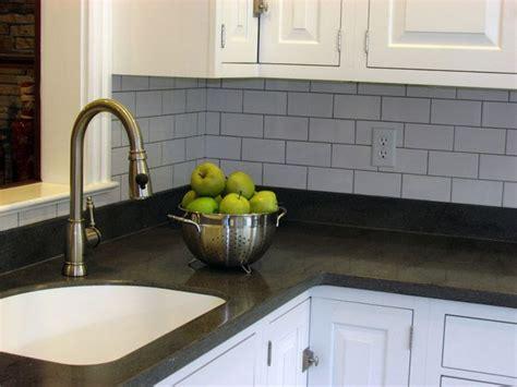 earth corian subway white cabinets kitchen