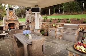 outdoor kitchen designs featuring pizza ovens fireplaces With outdoor kitchen and fireplace designs
