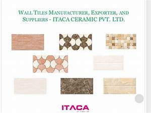 Designer Digital Wall Tiles Manufacturer India Itaca