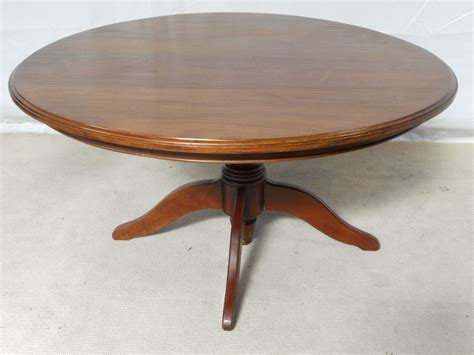 large round pedestal dining table large round pedestal mahogany dining table to seat eight