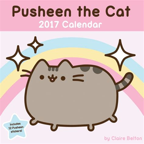 Pusheen Gift Ideas  Cute Presents Cat Lovers Will Adore