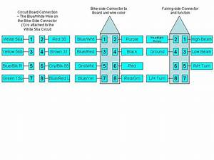 Mark U0026 39 S 1977 Bmw R100  7  Wiring Chart For R100  7