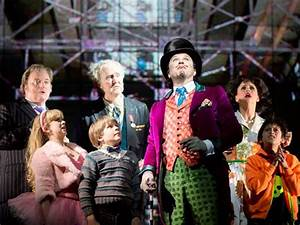 Delicious! Charlie and the Chocolate Factory Original Cast ...