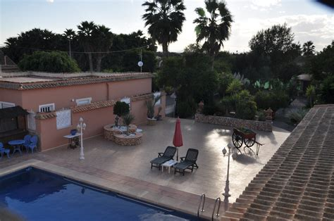 swimming pool terrace swimming pool terrace traditional spanish farmhouse property for sale costa blanca spain
