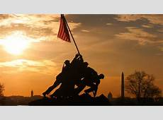 WASHINGTON, DC APRIL 5, 2015 Marine Corps War Memorial