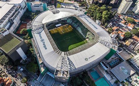 Arena do Palmeiras deve ter grama sintética a partir de ...