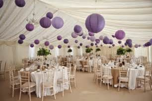 wedding table decorations ideas delight inspiration of purple wedding decoration