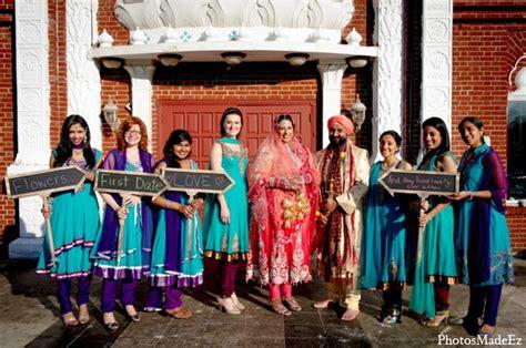Philadelphia, Pennsylvania Sikh Wedding By Photosmadeez