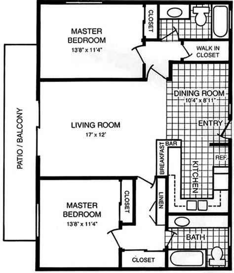 floor plans for master bedroom suites floor plans with 2 masters casa de sol dual master suite