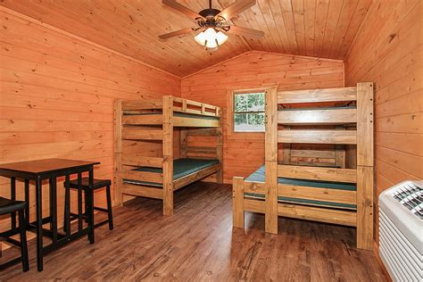 Smoky Mountain Cabins At Pigeon River Campground