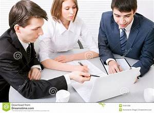 Business People Royalty Free Stock Photos - Image: 31951268