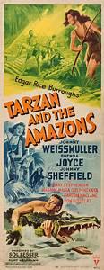 Tarzan and the Amazons ⋆ Retro Movie PosterRetro Movie Poster