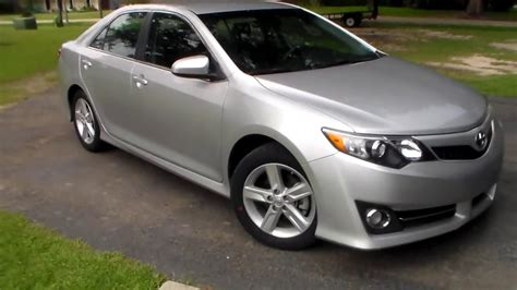 2014 Toyota Camry Review by 2014 Toyota Camry Se Review