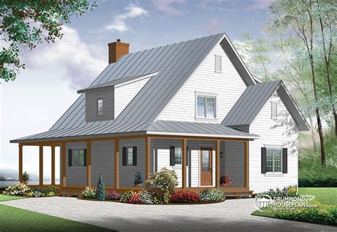 farmhouse building plans beautiful small modern farmhouse cottage