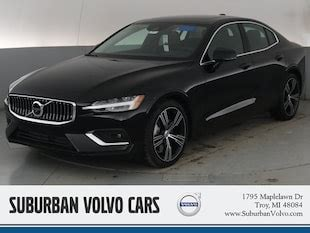 Suburban Volvo Troy by New Volvo Cars For Sale S60 S80 Xc60 V60 Suburban