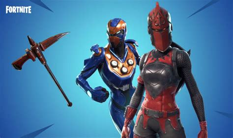 fortnite shop news red knight criterion  true heart
