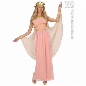 Greek Goddess of Love Aphrodite Costume for Ladies Fancy ...