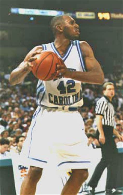 photo jerry stackhouse tar heel times