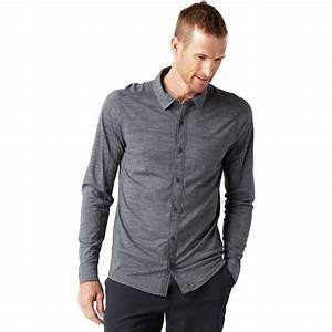 Smartwool Merino Sport 150 Long Sleeve Button Up Shirt