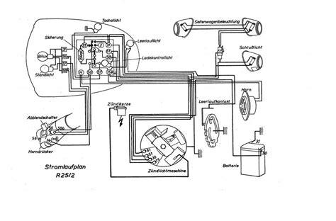 Bmw R75 5 Wiring Diagram by Wiring Diagram R25 2 Salis Parts Salis Parts