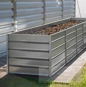 Hochbett Aus Metall : hochbeet aus metall top ~ Frokenaadalensverden.com Haus und Dekorationen