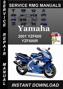 2001 Yamaha Yzf600 Yzf600r Service Repair Manual Download