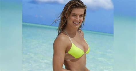 Eugenie Bouchard In Sports Illustrated's Swimsuit Issue ...