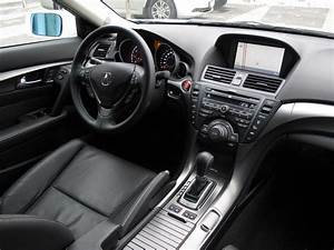 2012 Acura Tl Sh-awd Review