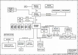 Toshiba Satellite M45 Laptop Schematic Diagram  U2013 Laptop