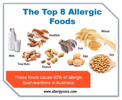 Itchy And Scratchy Five Fast Facts About Food Allergy In