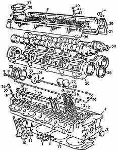 Engine Head Diagram  Engine  Free Engine Image For User Manual Download